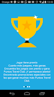Screenshot of Juegos Travel Club