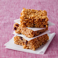 Peanut Butter Crispy Rice Treats