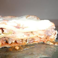 Black Bean Lasagna I