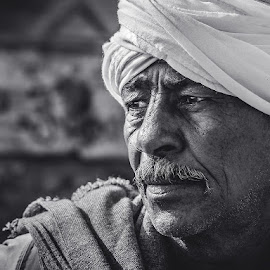 Egyptian by Mohamed Abo-Nour - People Portraits of Men