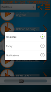 Best Free RIngtones - screenshot