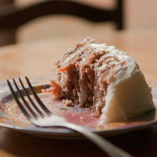 Vegan Carrot Cake Recipe with Coconut-Fig Frosting