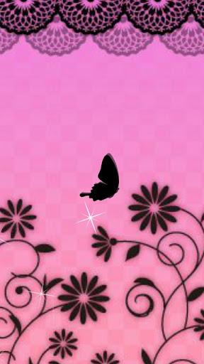 Fluttering Butterfly old