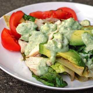 Avocado Blue Cheese Dressing Recipes