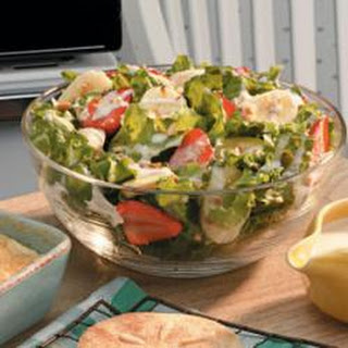 Banana Lettuce Salad Recipes