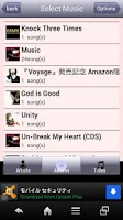 Screenshot of We♥Music MP3 Player
