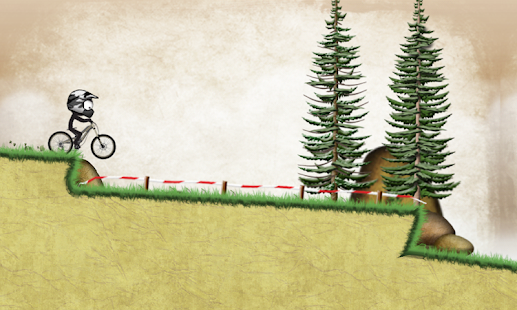 Game Stickman Downhill APK for Kindle