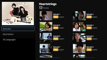 Screenshot of Viki: Free TV Dramas & Movies