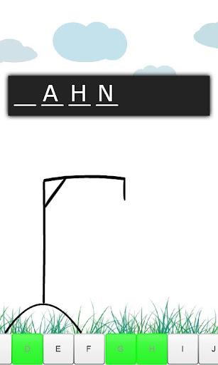 Hangman Deutsch