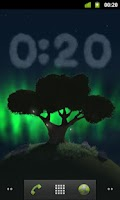 Screenshot of Tree of Life Live Wallpaper