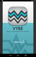 Screenshot of Vybe - Custom Vibrations
