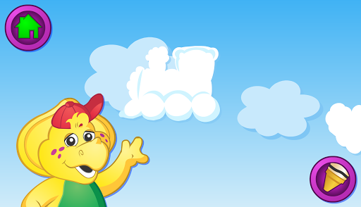 Barney Game Pack - screenshot
