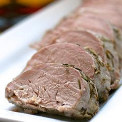 Simple Savory Pork Roast