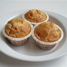 Roasted Red Pepper Muffins