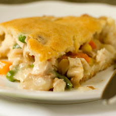 Quick & Easy Chicken Pot Pie
