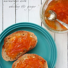 Seville Orange Marmalade with Whiskey and Ginger