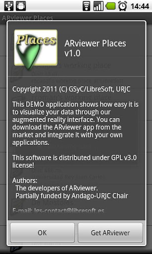 ARviewer Places 1.0