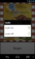 Screenshot of The Talking Mother Goose Free