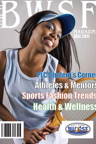 Black Women In Sport Magazine