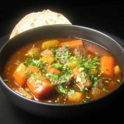 Aromatic Beef Stew