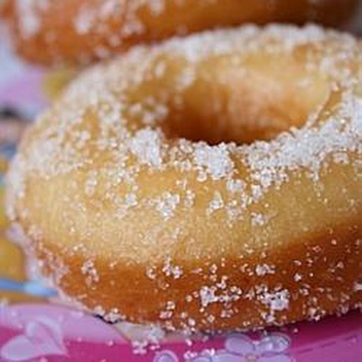 Crispy And Creamy Doughnuts Recipes — Dishmaps