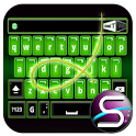SlideIT Green Neon Skin icon