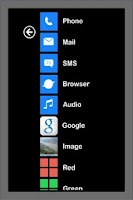 Screenshot of Phone 7 IMITATOR