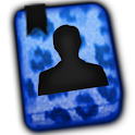 GO CONTACTS - Blue Leopard icon