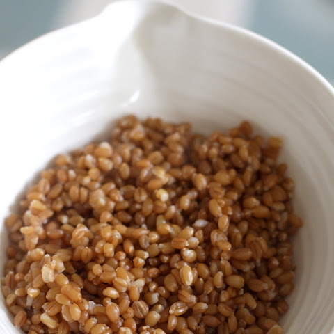 How To Cook Tender, Chewy Wheat Berries