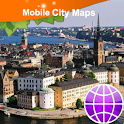 Stockholm Street Map icon