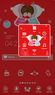 BboBbo Dodol Theme - screenshot
