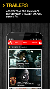 App AdoroCinema APK for Windows Phone
