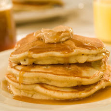 Cinnamon-apple Pancakes