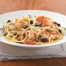 Pasta With Shrimp and Beans (Weight Watchers)