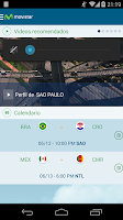 Screenshot of Movistar Copa Mundial de FIFA™