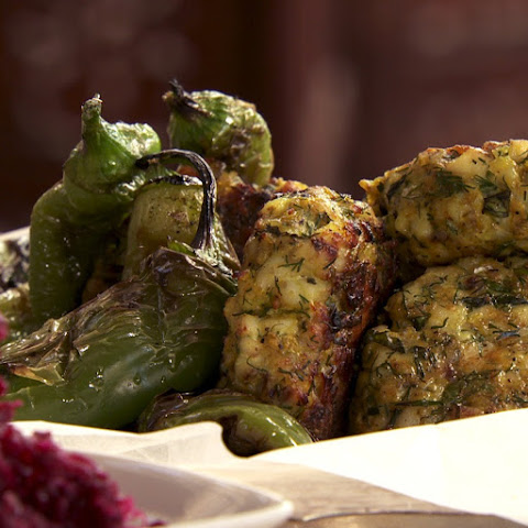 Fish Koftas With Beetroot Relish