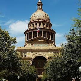 the capital of texas by Ahmed Abdulkader - Buildings & Architecture Office Buildings & Hotels ( canon, building, capital, entrance, photography )