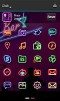 Screenshot of Club Next Launcher 3D Theme