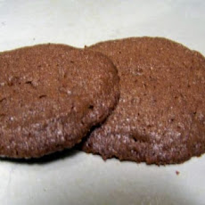 Spicy Mexican Cookies (Chocolate)