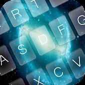 Galaxy Light Keyboard Theme APK for Lenovo