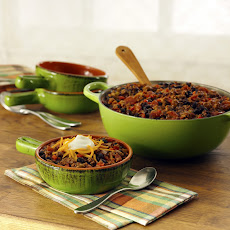 Hearty Chipotle Chili