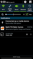 Screenshot of Spirit FM Baler Aurora