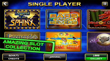 Screenshot of Slot Challenge