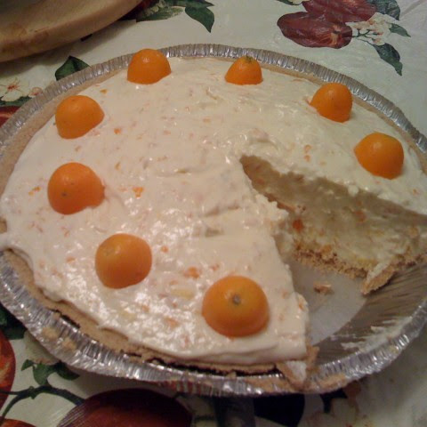 Kumquat Refrigerator Pie