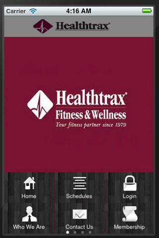 HealthTrax Gym