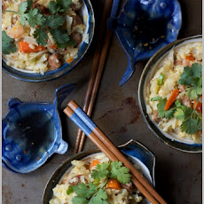 Vietnamese 'Faux' Fried Rice (Cauliflower) with Nuroc Cham Sauce