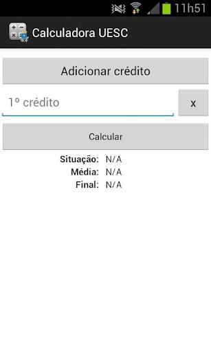 Calculadora UESC
