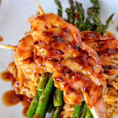 Bonefish Grill Pan Asian-Glazed Shrimp