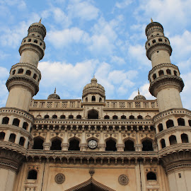 Charminar by Aanurag Babu - Buildings & Architecture Statues & Monuments