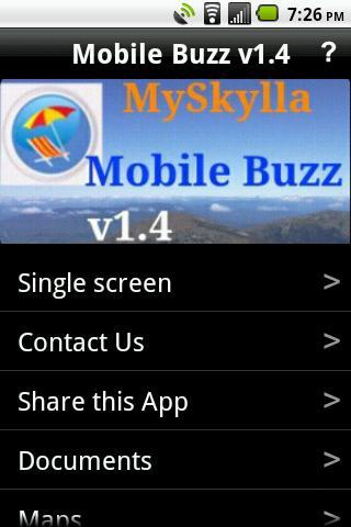 MySkylla Mobile Buzz v1.4